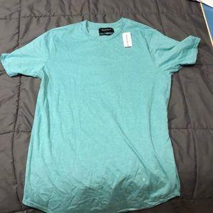 PAC sun turquoise men's shirt